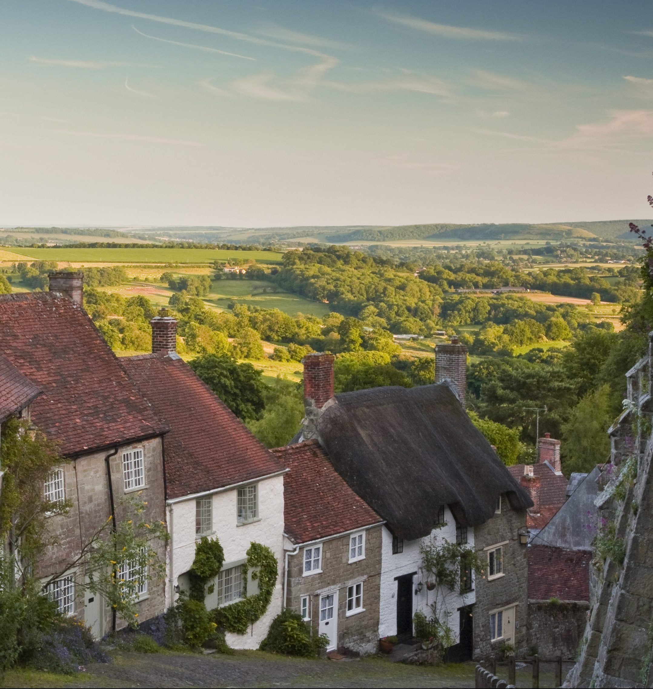 Gold Hill - Shaftesbury